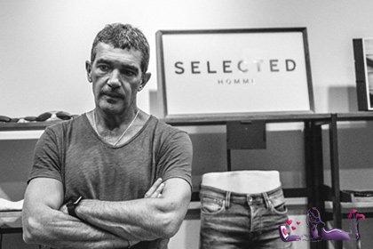 Антонио Бандерас представил коллекцию одежды для мужчин