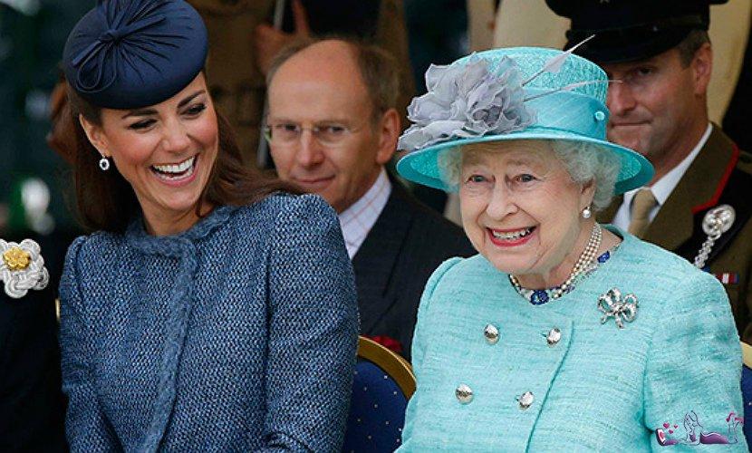Кейт Миддлтон через несколько месяцев будет свежей королевой англии
