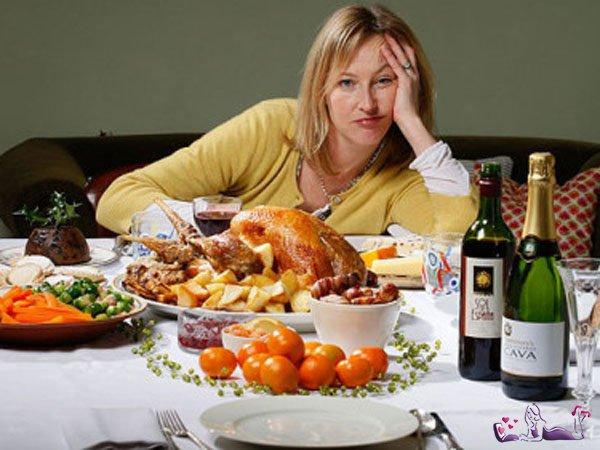 Разгрузочные дни и питание для похудения после праздников