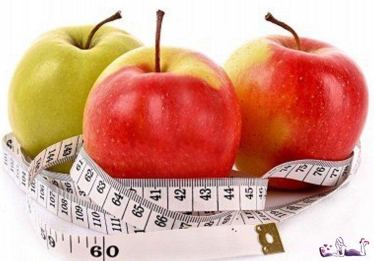 Как похудеть с помощью яблок - 3 яблочные диеты
